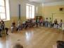 Bubnování ve škole